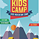 Kids Camp / Summer Camp Flyer - GraphicRiver Item for Sale