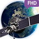 North America Earth Satellite - VideoHive Item for Sale