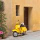 Yellow motorcycle - PhotoDune Item for Sale