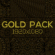 Gold Abstract Pack - VideoHive Item for Sale