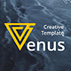 Venus Creative Google Slide Template