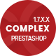 Complex Responsive Prestashop 1.7&1.6 Theme - ThemeForest Item for Sale