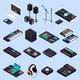 Pro Audio Gear Icons