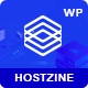 Hostzone - Hosting WordPress Theme - ThemeForest Item for Sale