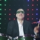 The Drummer Plays Drumming at the Club - VideoHive Item for Sale