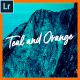 18 Teal and Orange Lightroom Presets - GraphicRiver Item for Sale