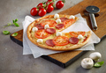 freshly baked pizza - PhotoDune Item for Sale