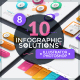 Infographic Solutions. Part 8 - GraphicRiver Item for Sale
