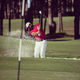 golfer hitting a sand bunker shot - PhotoDune Item for Sale
