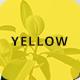 Hepatica - Yellow Powerpoint