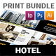 Hotel Print Bundle 8 - GraphicRiver Item for Sale