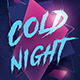 Cold Night Flyer - GraphicRiver Item for Sale