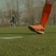 Soccer Player Placing the Ball on Penalty Spot - VideoHive Item for Sale
