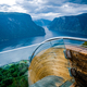 Stegastein Lookout Beautiful Nature Norway. - PhotoDune Item for Sale