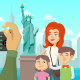 Family Photo in New York - GraphicRiver Item for Sale