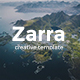 Zarra Creative Google Slide Template - GraphicRiver Item for Sale