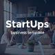 StartUps Business Google Slide Template
