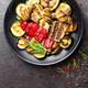 Grilled vegetable salad - PhotoDune Item for Sale