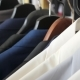 Hanger with Male Busines Suits and Shirt - VideoHive Item for Sale