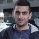 Happy Young Middle Eastern Man on City Street - VideoHive Item for Sale