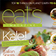 Eats Magazine - GraphicRiver Item for Sale