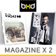 Magazine Template Bundle - InDesign Layout V6