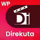 Direkuta - Film Director & Video Portfolio WordPress Theme - ThemeForest Item for Sale