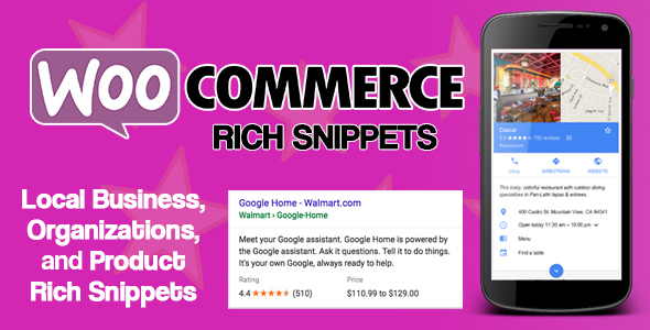 WooCommerce Rich Snippets - Schema Markup Plugin Free Download | Nulled