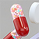 Falling Pills Slow - VideoHive Item for Sale