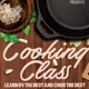 Cooking Lessons Flyer Template - GraphicRiver Item for Sale