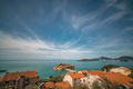 Historical Sveti Stefan old town - PhotoDune Item for Sale