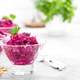 Beet salad. Salad of boiled beet - PhotoDune Item for Sale