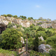 Latomia of Paradise in Neapolis Archaeological Park in Syracuse - PhotoDune Item for Sale