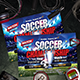 Soccer Championship Flyer - GraphicRiver Item for Sale