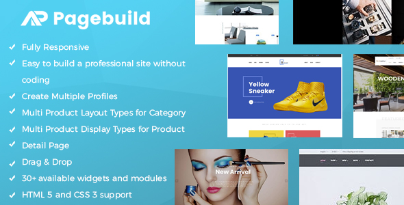 Ap Pagebuilder            Nulled