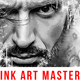 Ink Art Master Photoshop Action - GraphicRiver Item for Sale