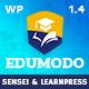 Edumodo - Education WordPress Theme - LMS Theme Support Sensei | LearnPress