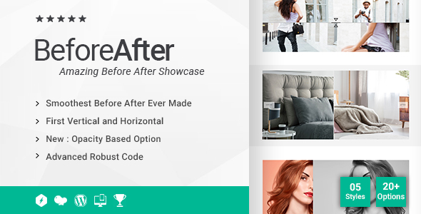 Ultimate Before After Addon for WPBakery Page Builder (formerly Visual Composer) - CodeCanyon Item for Sale