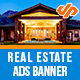 Real Estate Banners - AR - GraphicRiver Item for Sale