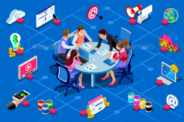 Advertising Work - Concepts Business