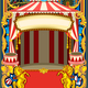 Circus Poster Vector Frame - GraphicRiver Item for Sale