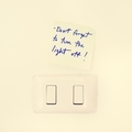 Electric light switch - PhotoDune Item for Sale