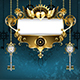 Symmetrical Steampunk Banner - GraphicRiver Item for Sale