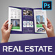 Real Estate Trifold Brochure - GraphicRiver Item for Sale