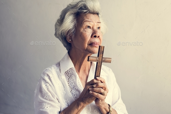 Diverse religious shoot - Stock Photo - Images