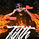 Dj Flyer Party - GraphicRiver Item for Sale