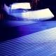 Blue lights long exposure technique - PhotoDune Item for Sale