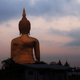 Buddha with the sunrise - PhotoDune Item for Sale