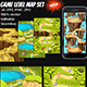 Game Level Map Set + Kit - GraphicRiver Item for Sale