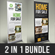 Real Estate Roll Up Banner Bundle